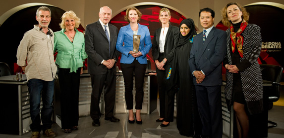 Accolades for Qatar's free speech forum
