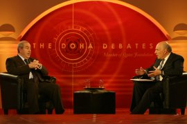 Doha Debate Special Event: former Iraqi Interim Prime Minister, Dr. Ayad Allawi